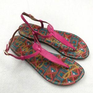Sam Edelman Gigi Thong Sandals Size 8 Medium